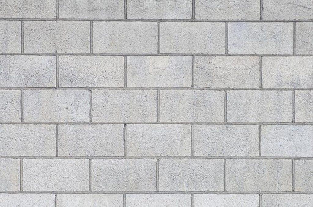 Khối xây bê tông