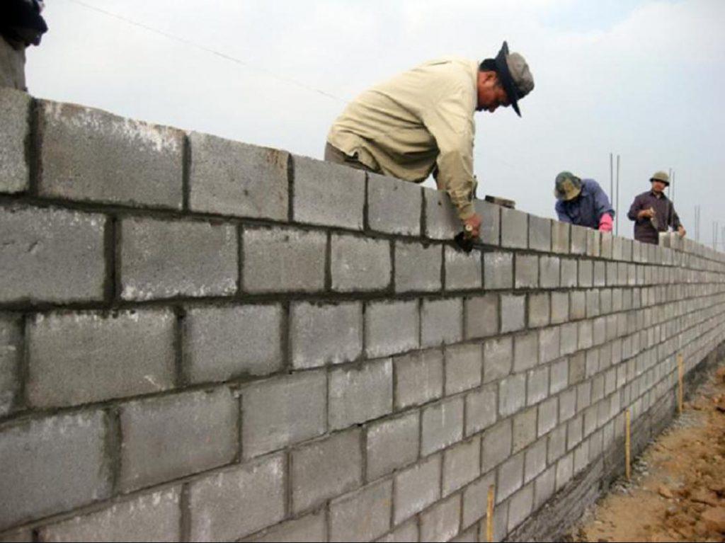 tường chắn 1