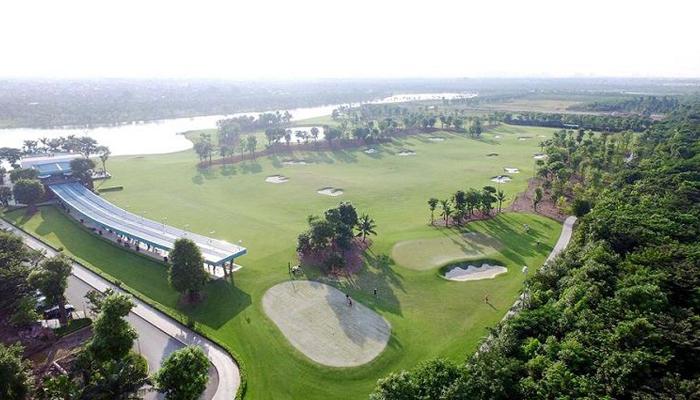 Quy trình thiết kế thi công sân golf chuyên nghiệp hiện nay