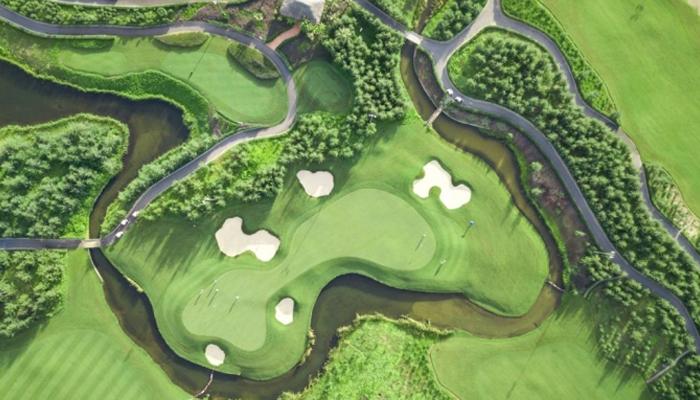 Những tiêu chuẩn trong thiết kế thi công sân golf