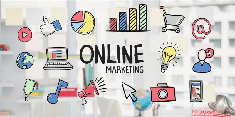 online marketing giúp tăng doanh số bán hàng